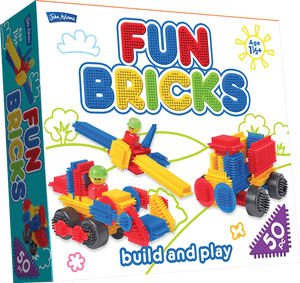 Fun Bricks 50 pieces