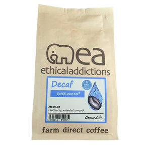 Decaf Coffee Ground 225g