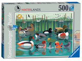 I like Birds Waterlands 500 piece Puzzle