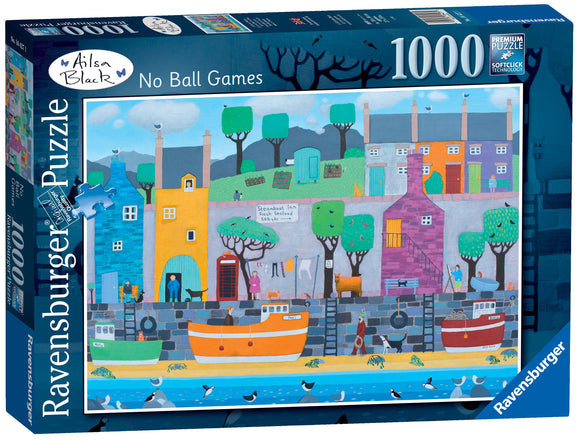 No Ball Games 1000 piece Puzzle