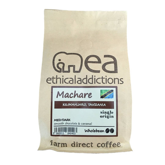 Machare Coffee Beans 225g
