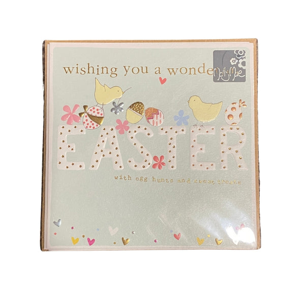 Wonderful Easter Pack of 4 Cards