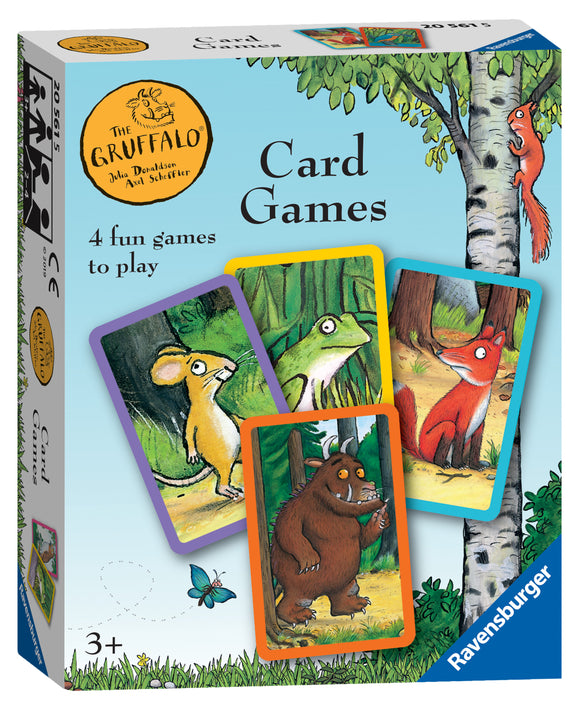 The Gruffalo Card Games