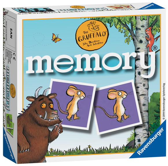 The Gruffalo Mini Memory Game