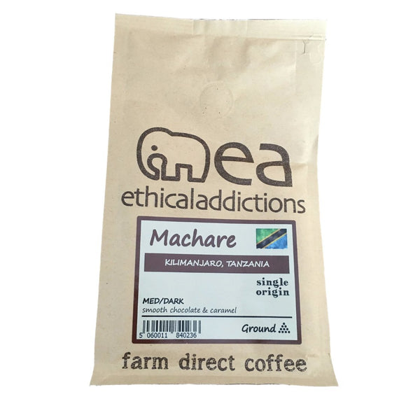 Machare Coffee Ground  225g