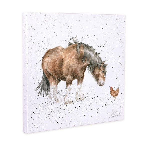 Farmyard Friends 20cm Canvas