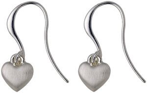 Sophia Drop Silver Earrings