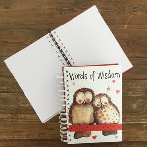 Owls Spiral Journal