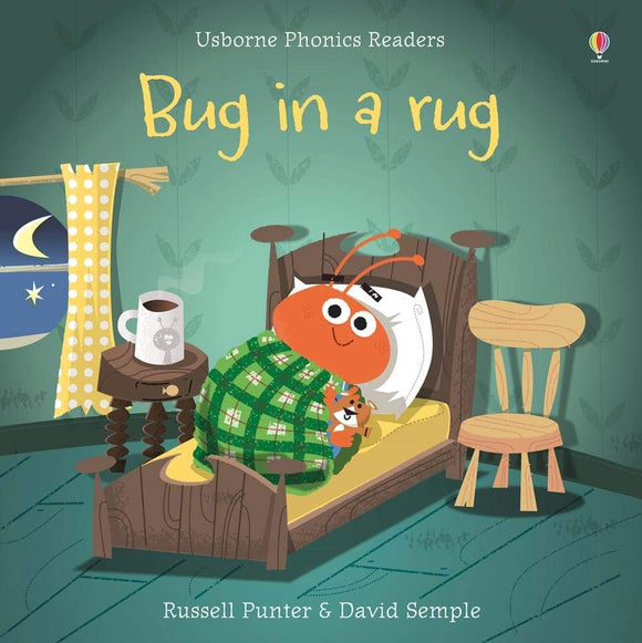 Bug In A Rug Phonics Book