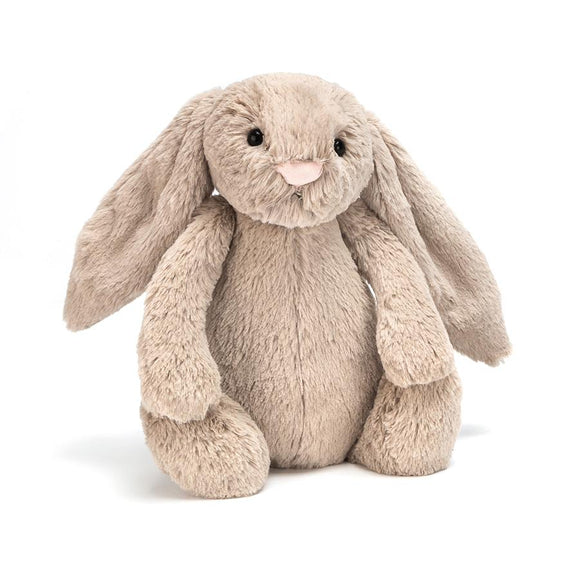 Beige Bashful Bunny Medium