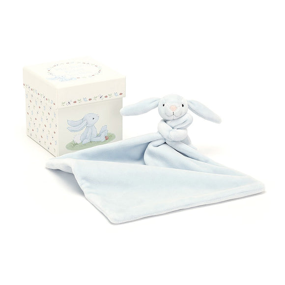 My First Blue Bunny Soother Boxed