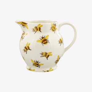 Insects Bumblebee 1/2 pint Jug