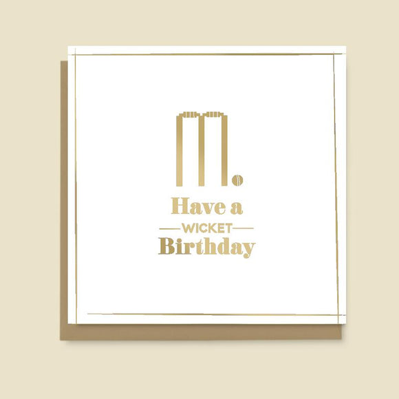 Have a Wicket Birthday Card