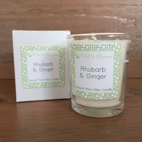 Rhubarb & Ginger Votive Candle