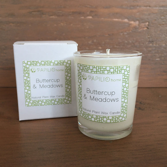 Buttercup & Meadows Votive Candle