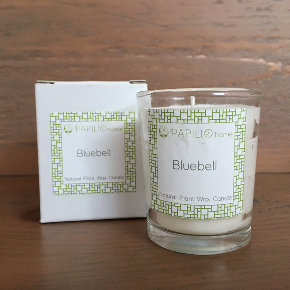Bluebell Votive Candle