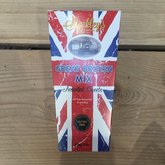 Great British Mix Sweets