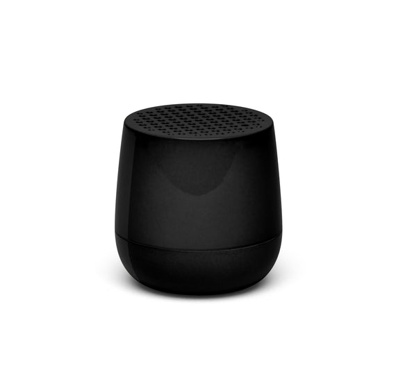 Mino Bluetooth Speaker Glossy Black