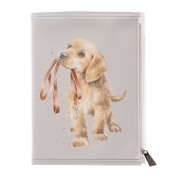A Dog's Life Notebook Wallet