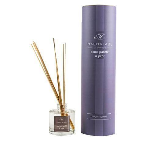Pomegranate & Pear 100ml Reed Diffuser