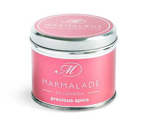 Precious Spice Medium Candle Tin