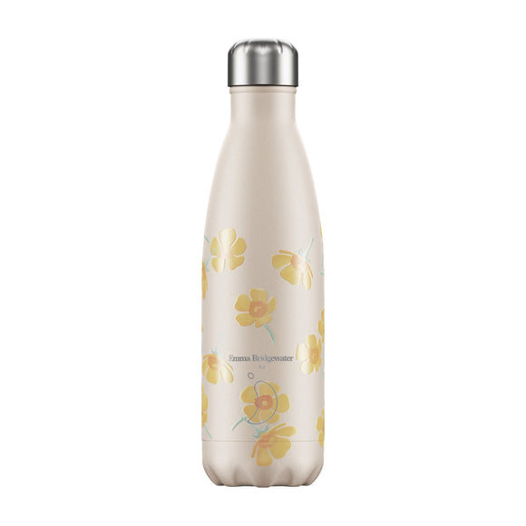 500ml Chilly's Bottle - Emma Bridgewater Buttercup