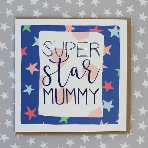Superstar Mummy Card