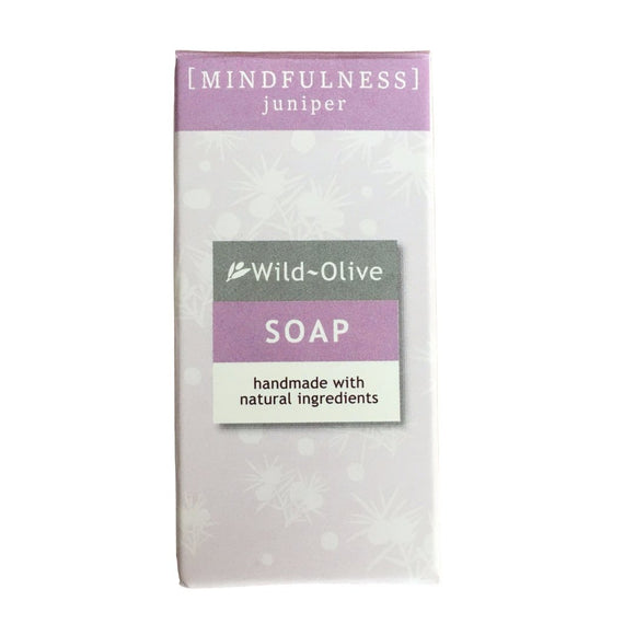 'Mindfulness' Juniper Soap