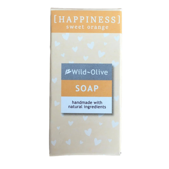 'Happiness' Sweet Orange Soap