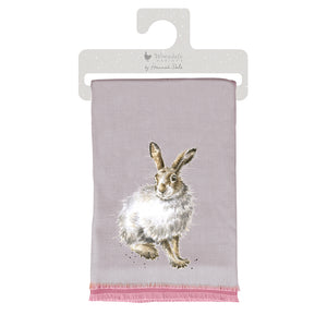 Wrendale Mountain Hare Winter Scarf