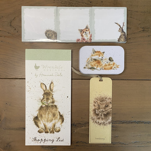 Wrendale Designs Country Set Letterbox Gift