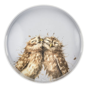 Wrendale Designs Owl Round Tray