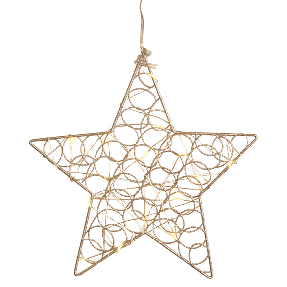 LED Hanging Star