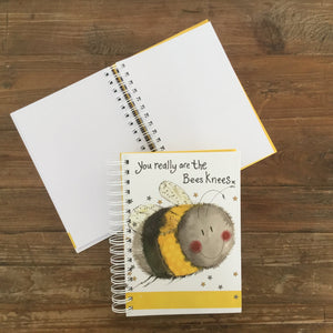 Bee Spiral Journal
