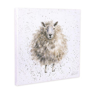 Wooly Jumper 20cm Canvas
