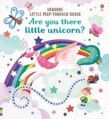 Are You There Little Unicorn