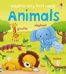 Very First Word Animals