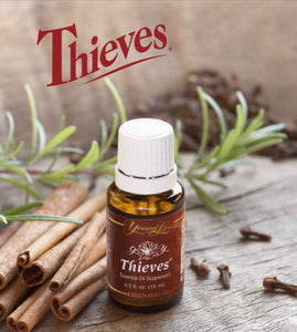 Thieves Oil by Young Living