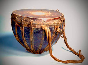 Hand Made Copper Drum
