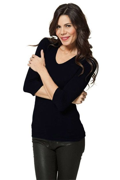 Modbod Basic 3/4 Sleeve Black