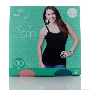 Basic Lace Strap Cami Kit Box