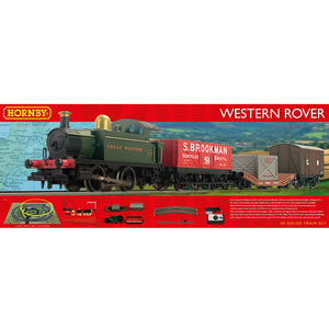 Hornby Western Rover Train Set R1211