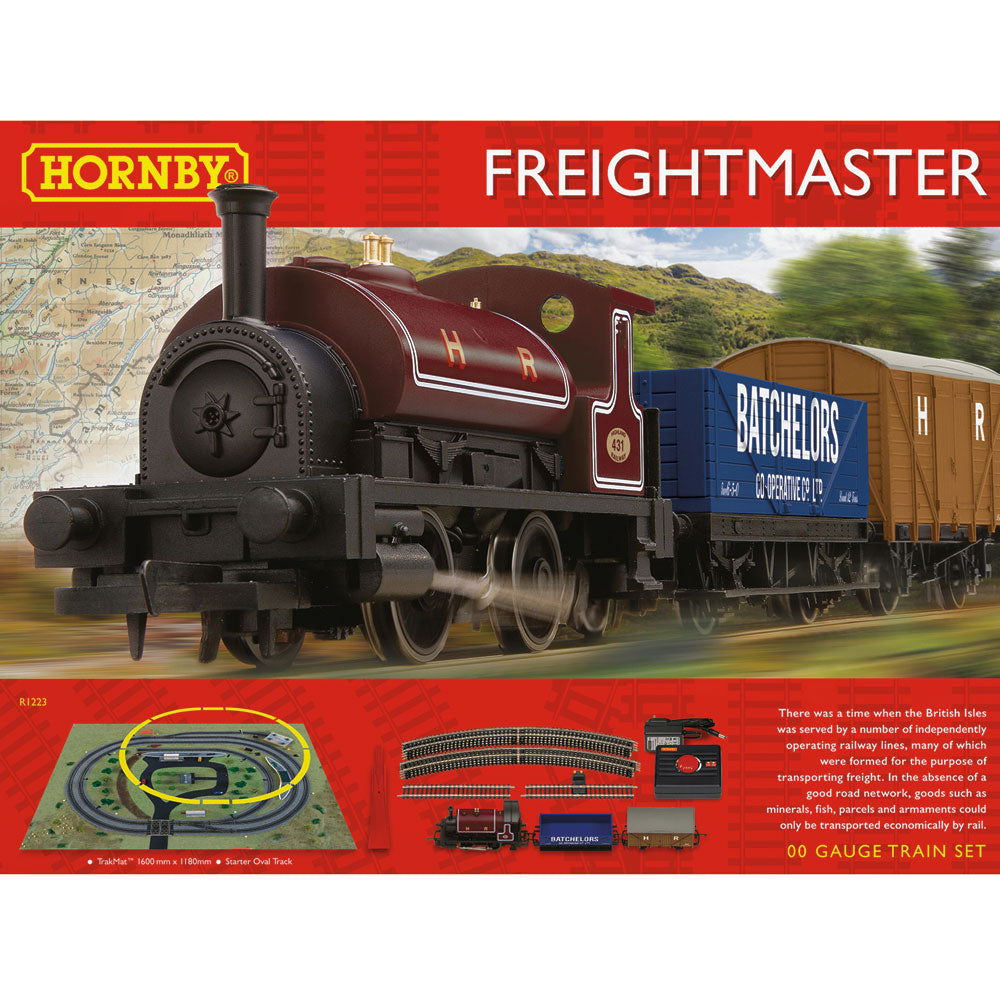 Hornby Freight Master Train Set R1223