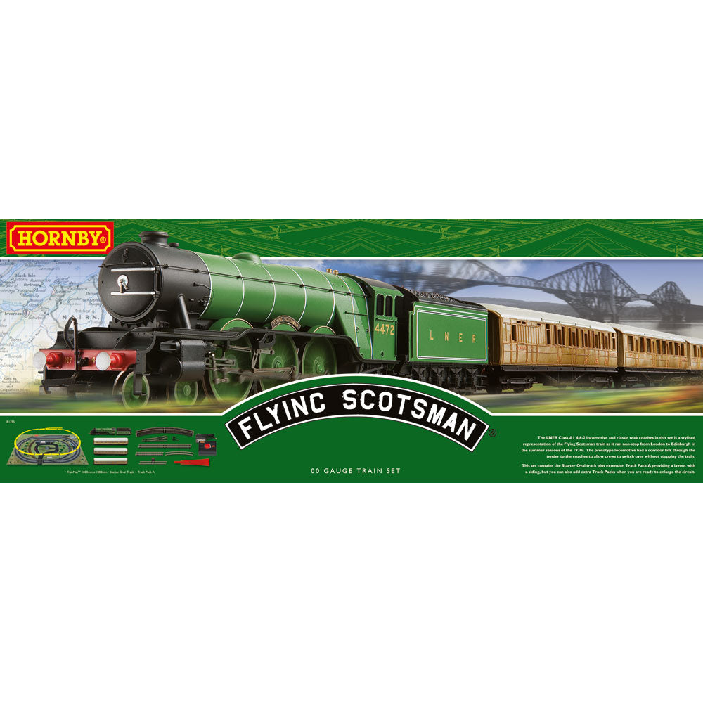 Hornby Flying Scotsmans R1255M