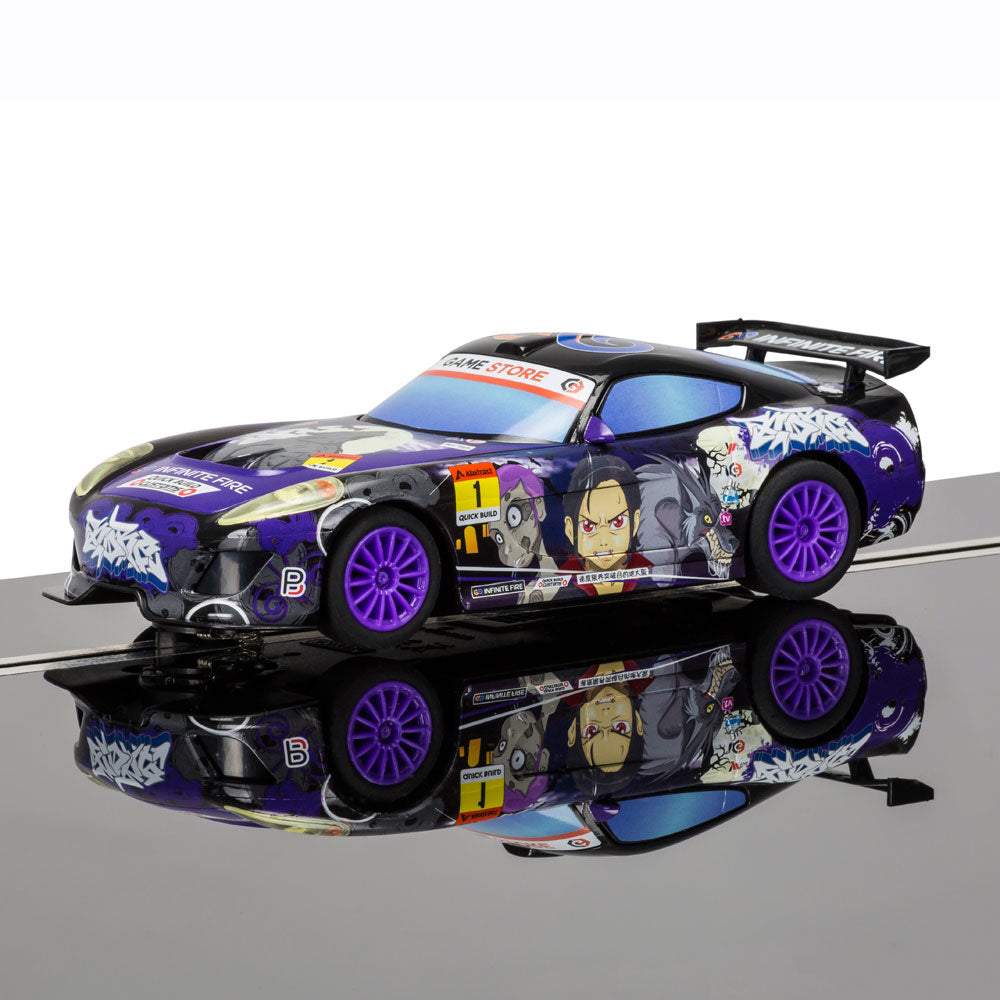 Scalextric Team GT Lightning Sunset C3837