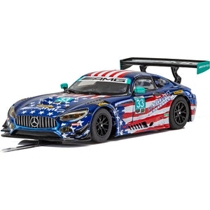Scalextric MERCEDES AMG GT3 C4023