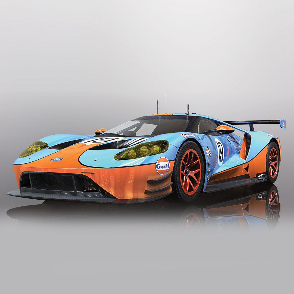 Scalextric FORD GT GTE - GULF C4034