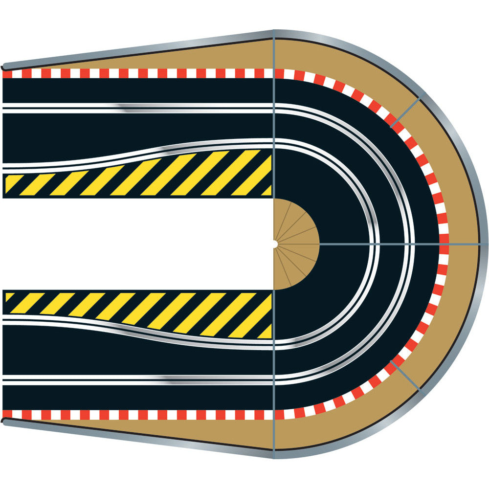 Scalextric Track Extension Pk 3 57-C8513