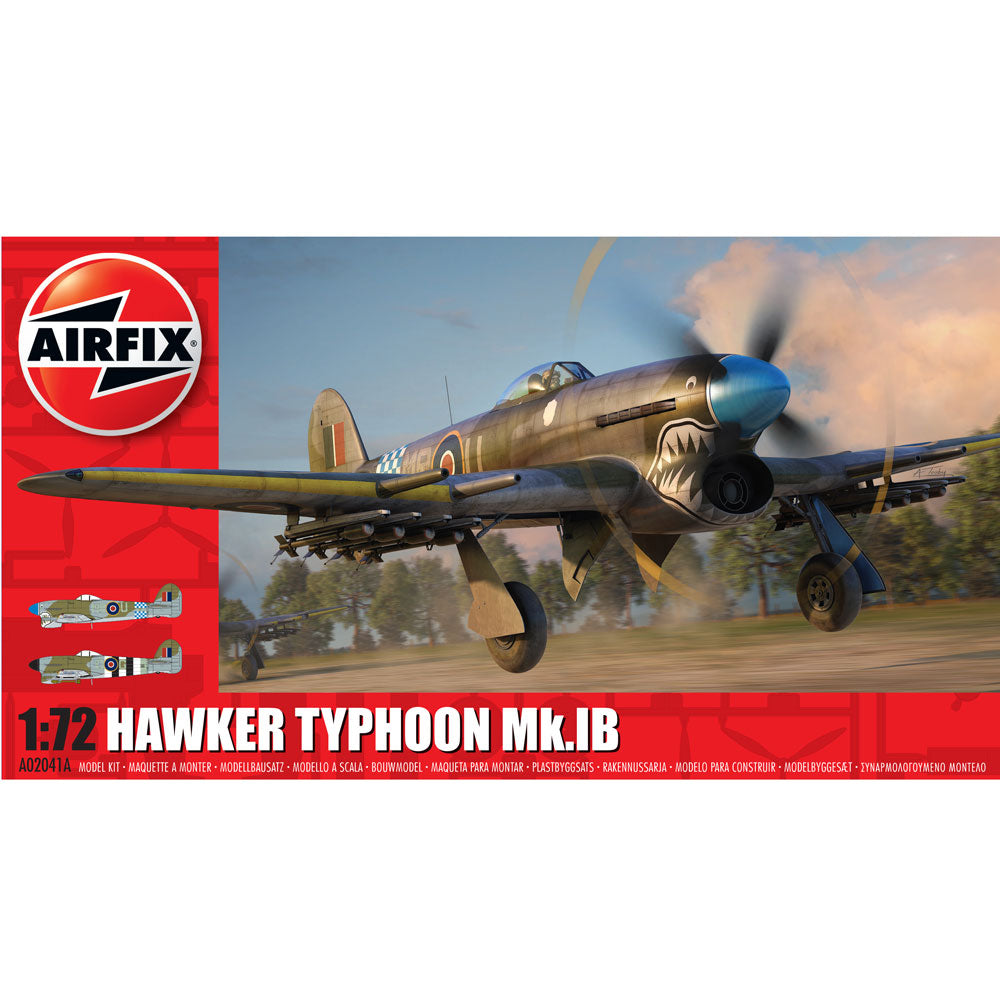Airfix Hawker Typhoon 58-02041A