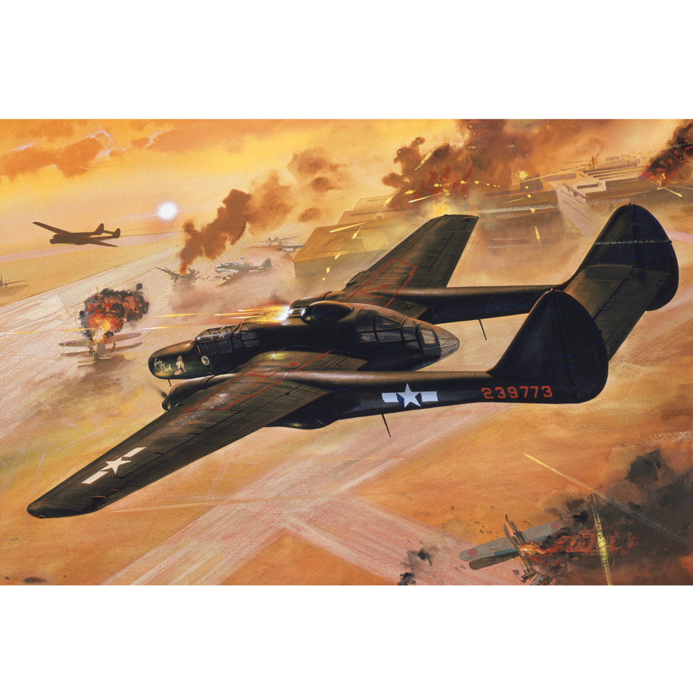 AIRFIX NORTHROP P-61 BLACK WIDOW 1:72 04006V
